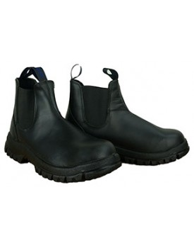 Team Grafter Pull On Classic Safety Boot